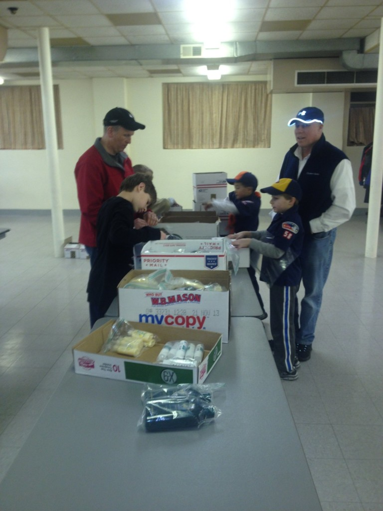 March 13, 2014 Boy Scouts Packing 04