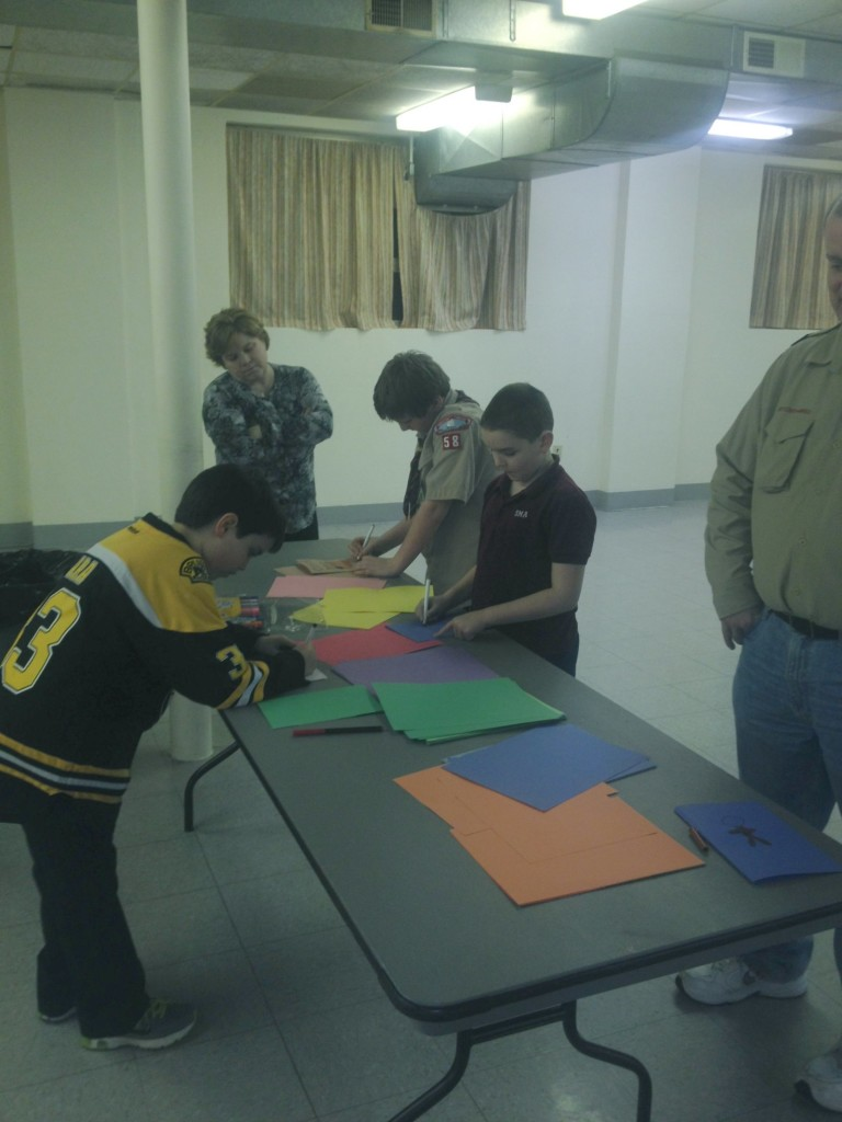 March 13, 2014 Boy Scouts Packing 05