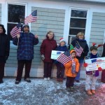 Dec. 8th Wreaths Across America Topsfield