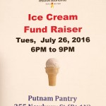 July 26 Putam Pantry Fund Raiser