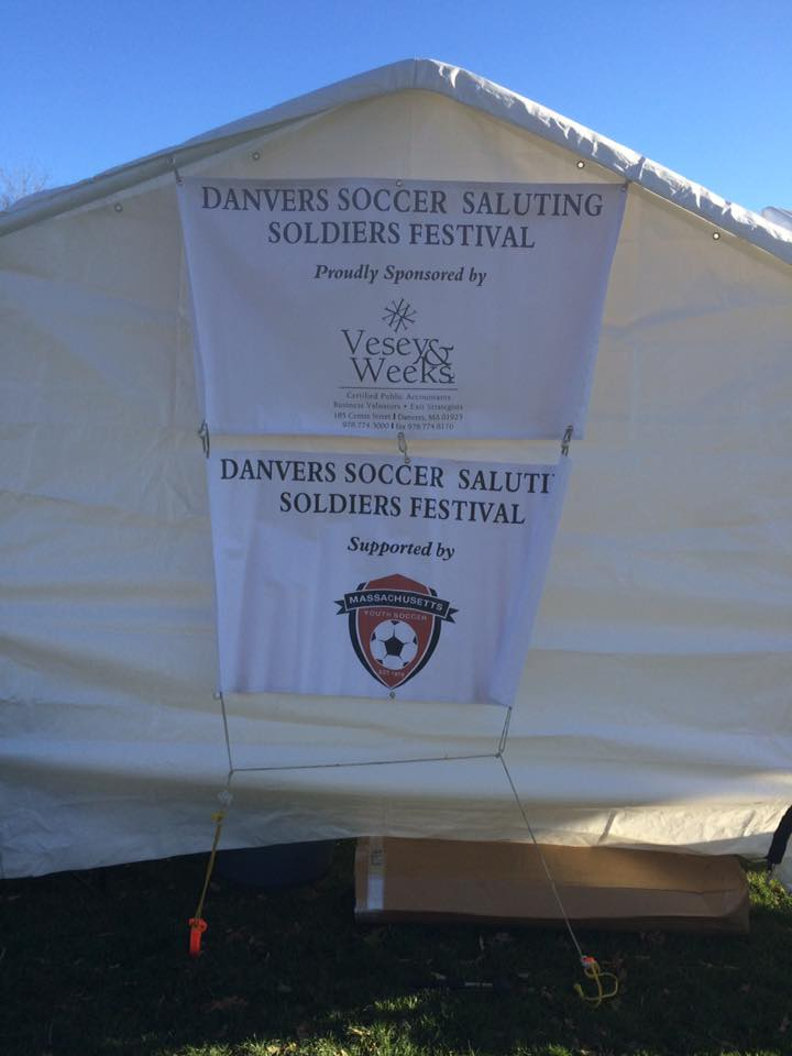 November 12 Danvers Youth Soccer